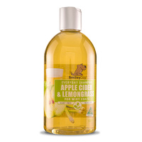 APPLE CIDER & LEMONGRASS SHAMPOO