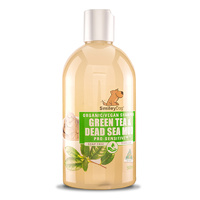 VEGAN / ORGANIC GREEN TEA & DEAD SEA MINERAL MUD PRO-SENSITIVE™ SHAMPOO