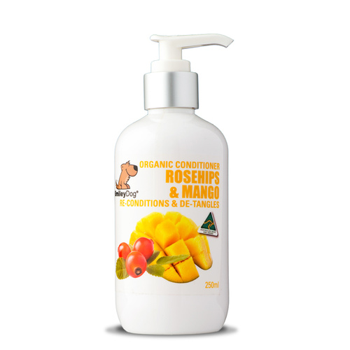 ORGANIC ROSEHIPS & MANGO CONDITIONER - 250ml